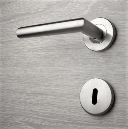 Door handle, Stainless steel H001