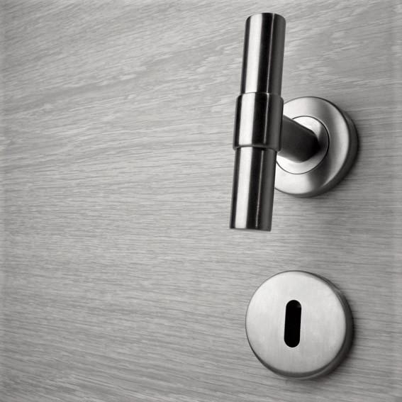 Door handle, Stainless steel H008