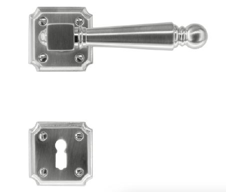 Een deurkruk: Dé eyecatcher van uw deur