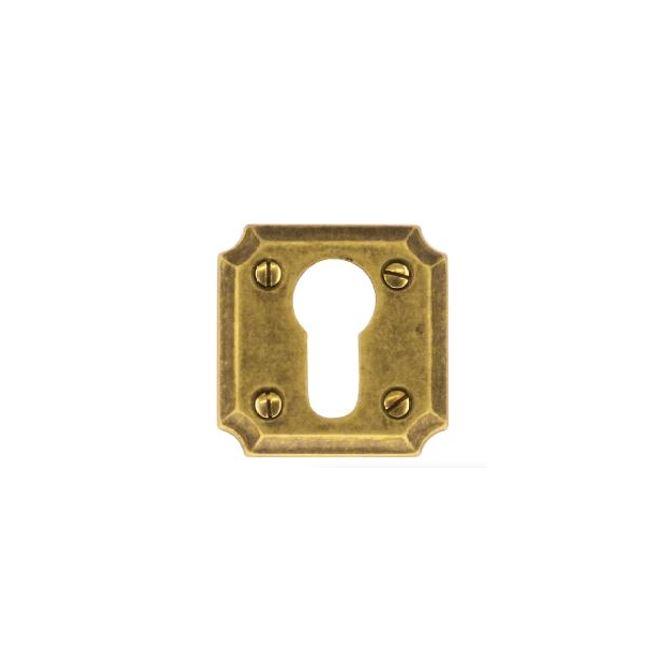 Cilinderplaatje, WD13649 Rubens old yellow